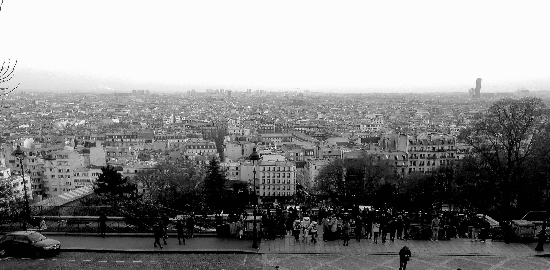 Paysage urbain de paris montmartre flash ton patrimoine for Paris paysage